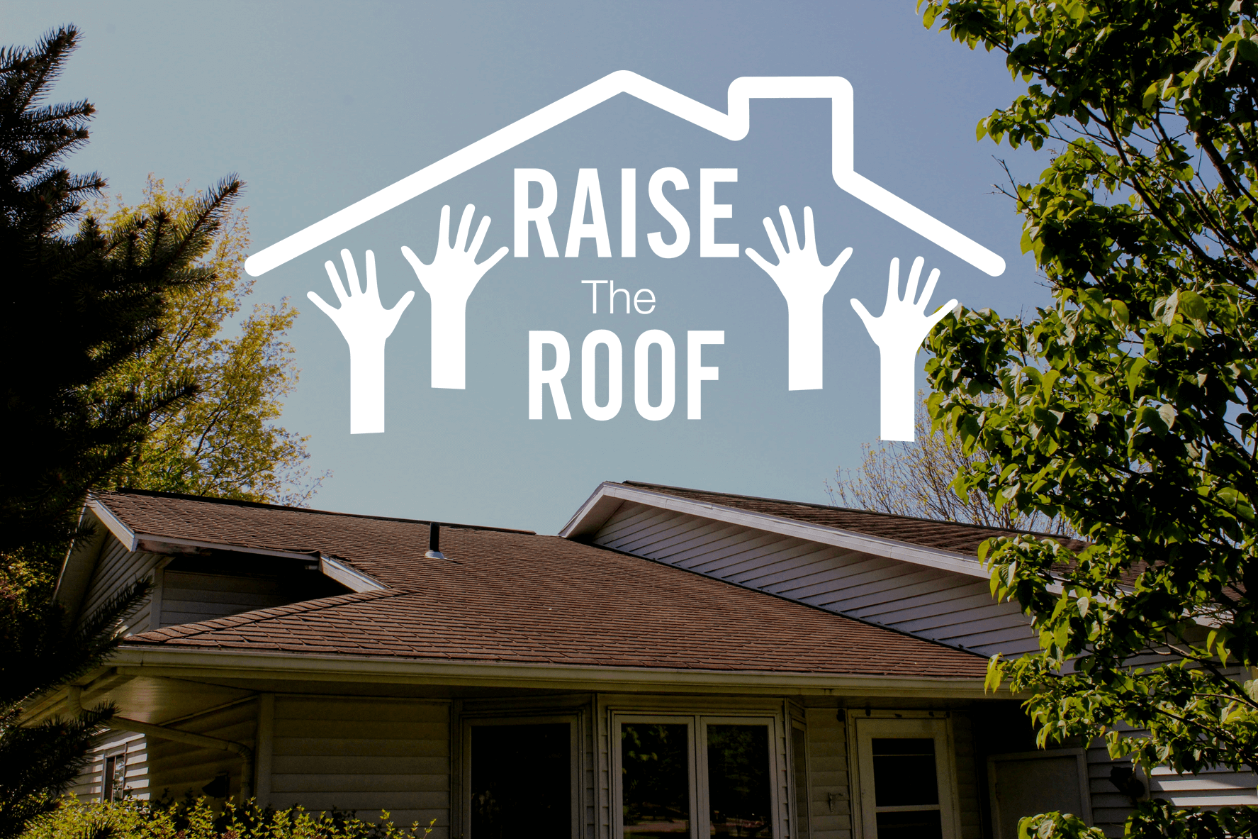 how to raise the roof on a house
