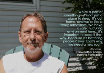 Raise the Roof: Thomas' Story