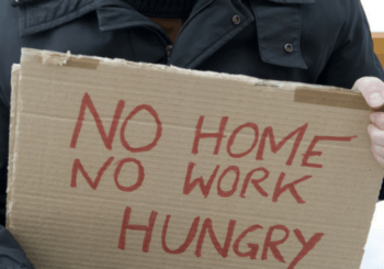 Hunger & Homelessness Awareness Week