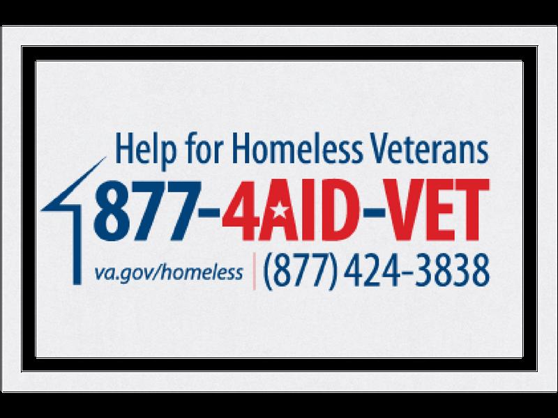 Veterans Assistance - Shelter House
